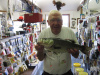 One of Ed's Largemouth Bass